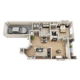 Floor Plan A1AG