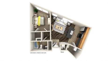 Paces Floor Plan