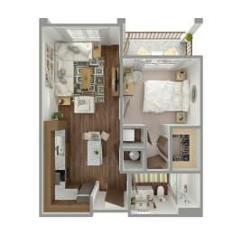 Floor Plan The Loft