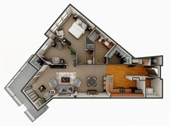Floor Plan Bermuda