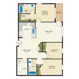 Floor Plan 3X2
