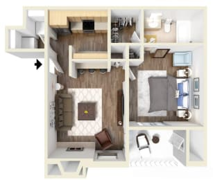 Poppy Floor Plan | High Oaks
