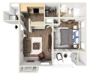 Sundrop Floor Plan | High Oaks