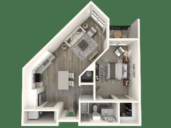 A1 Floor Plan | Inspire
