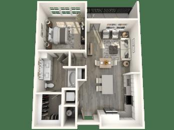 A2 Floor Plan | Inspire
