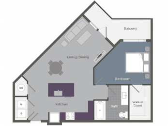 A2 Floor Plan  Novel Perimeter