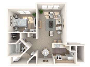Anatase Floor Plan  Ashlar