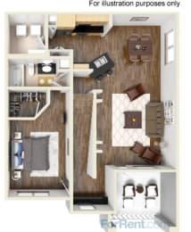 Coventry Floor Plan | Ballantrae