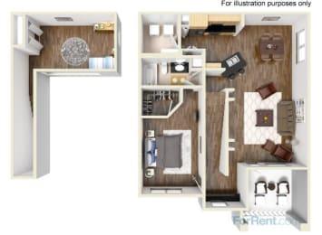 Coventry w/ Loft Floor Plan | Ballantrae