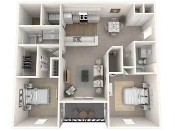 Eugenia Floor Plan | Monterra at Bonita Springs