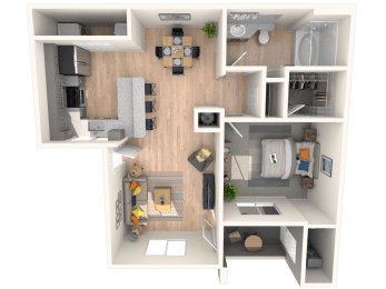 Montalto Floor Plan  Altezza High Desert