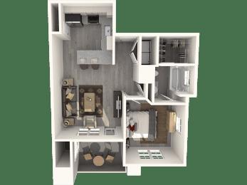 The Sedona Floor Plan | Pima Canyon