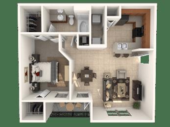 Oxford Floor Plan |Estates at Heathbrook