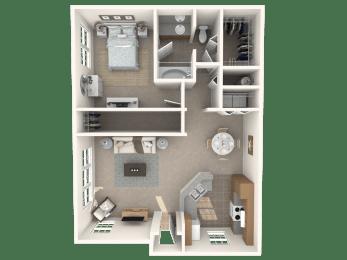 St Croix Floor Plan |Bay Harbor