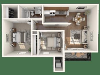 Lotus Floor Plan |Candlewood