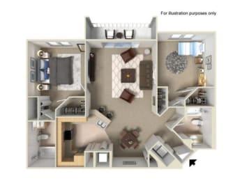 Tortola Floor Plan | Yacht Club