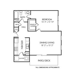 Floor Plan The Tazewell