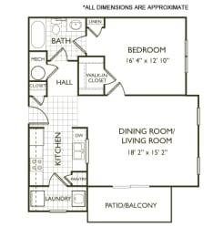 Floor Plan The Brookside