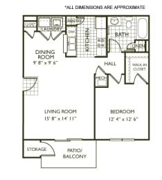 Floor Plan The Callaway