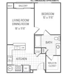 Floor Plan A2A Floorplan