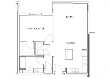 Alton Floorplan at Discovery Heights, Issaquah, 98029