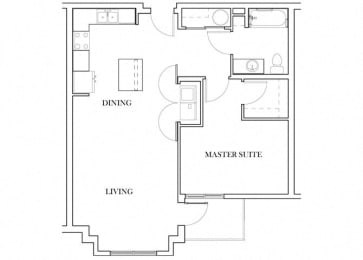 Ashland Floorplan at Discovery Heights, Issaquah