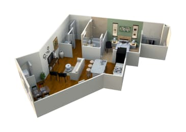 Floor Plan M1-1 831 (SB4)