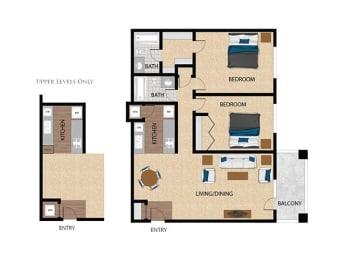 Liberty Floor Plan