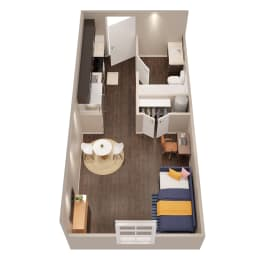 Floor Plan  Egret
