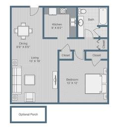 1 Bedroom, Raleigh, NC, apartments, rentals