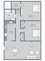 2 Bedroom, Raleigh, NC, apartments, rentals