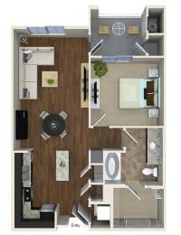 A2 Floor plan, at SETA, CA, 91942