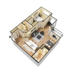 Floor Plan Calavie