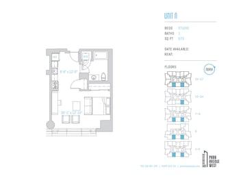 Floor Plan Unit N