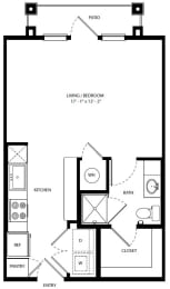 Floor Plan A0.1