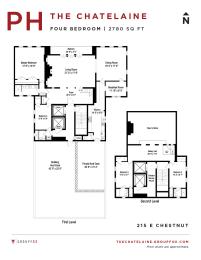 The Chatelaine Apartments Penthouse Gold Coast Chicago