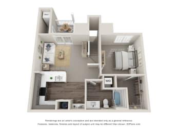 Floor Plan Hawthorn II
