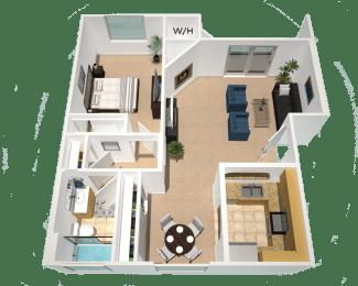 Floor Plan Monterey