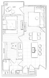 Floor Plan A ONE