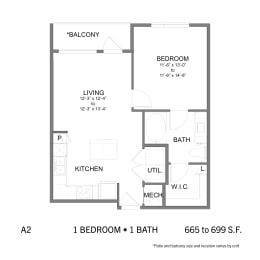 Floor Plan SS.A2