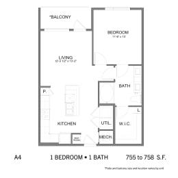 Floor Plan SS.A4