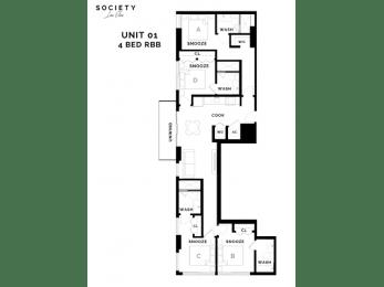 Floor Plan 01 RBB4