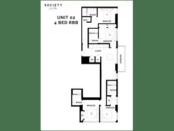 Floor Plan 02 RBB4