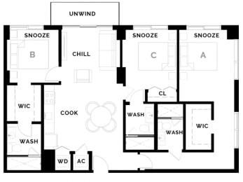 Floor Plan 23 RBB3