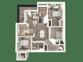 Sacramento Floorplan