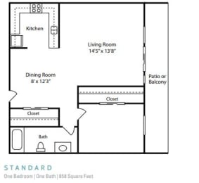 Floor Plan Standard