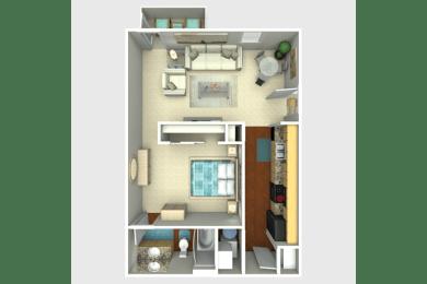 Floor Plan Sweetgrass
