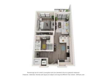 Floor Plan 1A.2