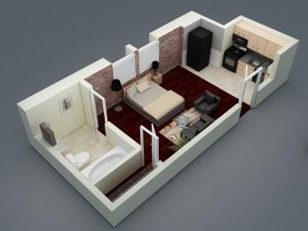 Brookmore Efficiency Floorplan