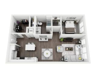 Floor Plan Dickinson